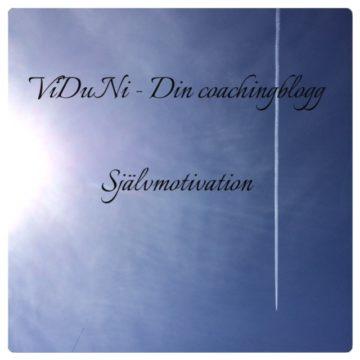 Självmotivation