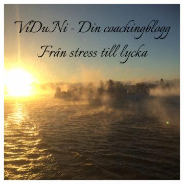 Från stress till lycka